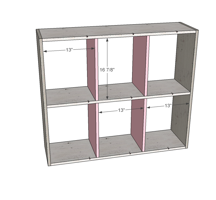 Wooden How To Build Cubbies Pdf Plans