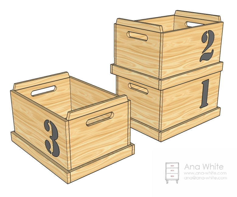 Plans to build How To Build A Toy Box Youtube PDF Plans