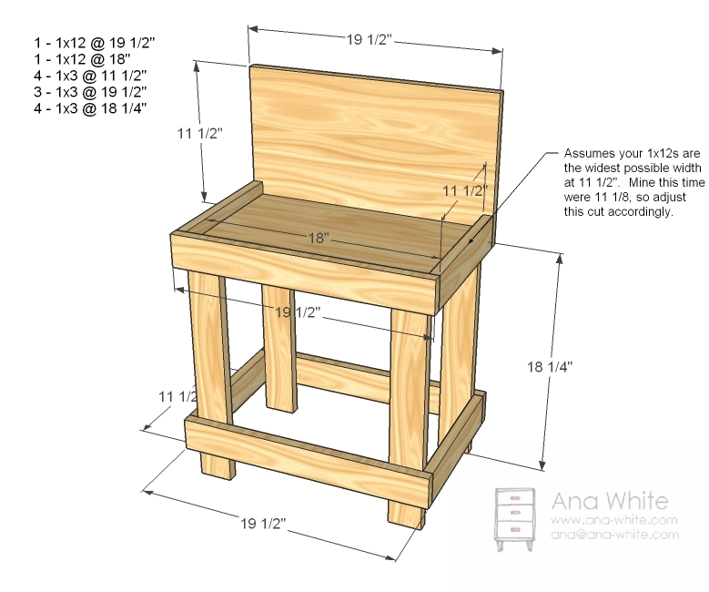 build kids workbench