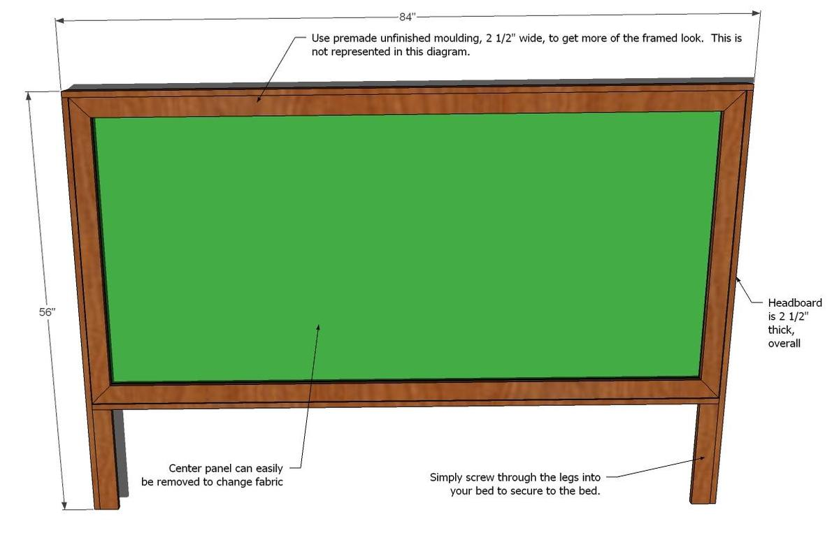 Platform Bed Plans Free Twin | Search Results | DIY Woodworking ...