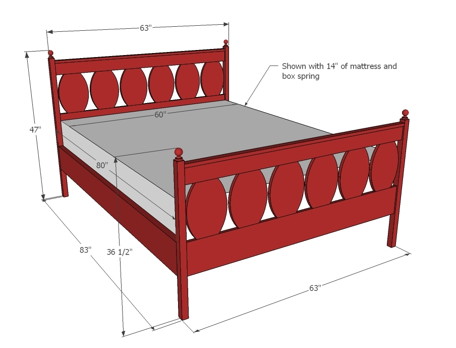 Twin Bed Plans Free