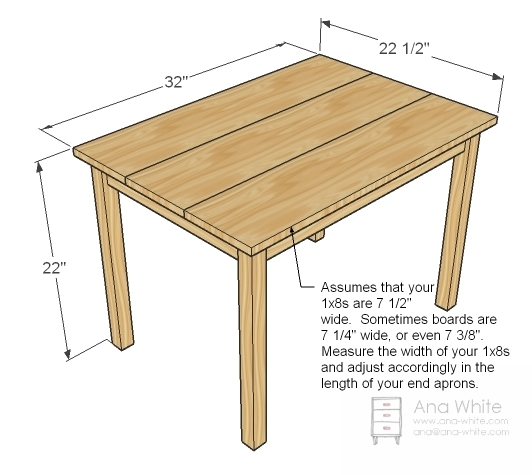 Stunning Kids Table and Chairs Plans 532 x 475 · 114 kB · jpeg