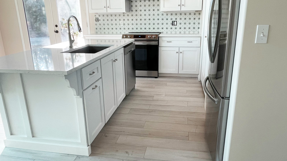 diy kitchen island with cabinets