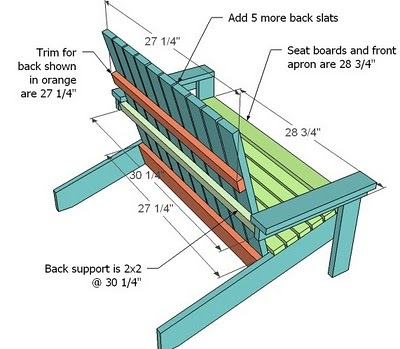 Patric Guide Adirondack Lean To Shed Plans