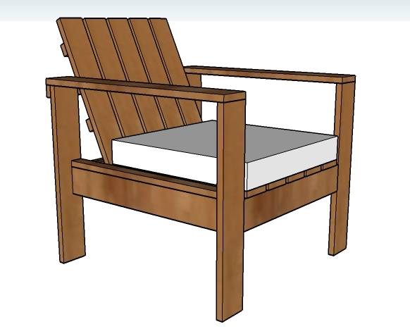 Befallo WoodWork: Free 2x4 furniture plans
