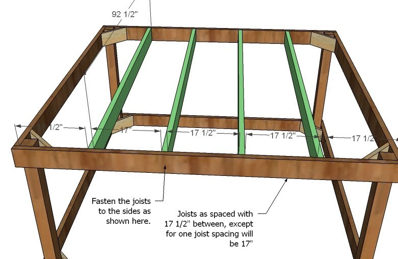 woodwork raised playhouse plans pdf plans