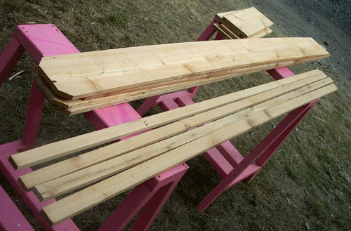 $10 Cedar Raised Garden Beds