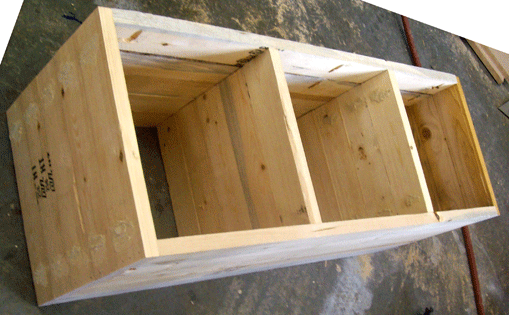 DIY Kreg Jig Toy Box Plans Plans Free
