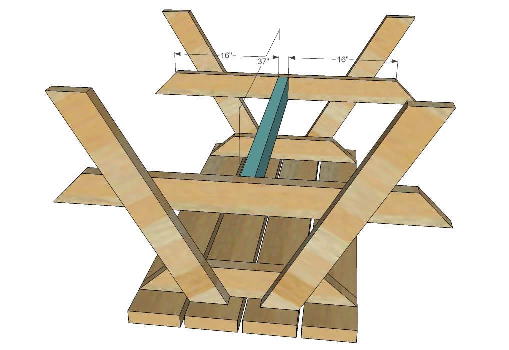 plans building a children picnic table