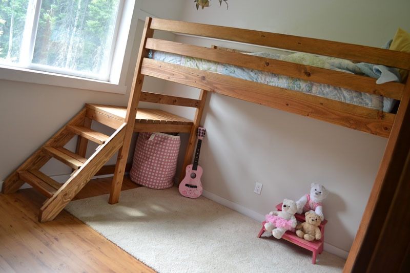 25 Diy Bunk Beds With Plans: Ana White Woodworking Projects