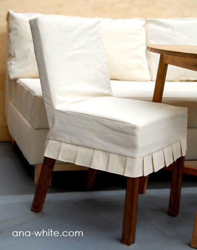 Slipcovers For Chairs | Interior Decorating