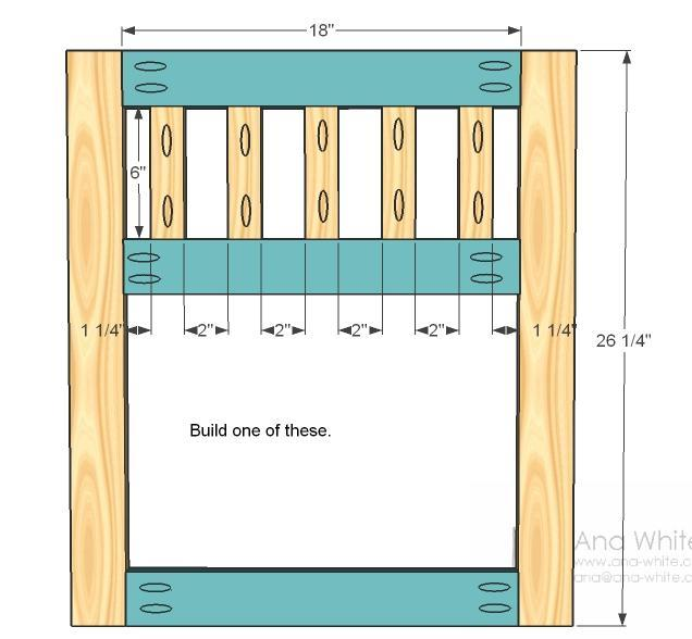 PDF DIY Dog Crate End Table Plans Download doll rocking horse plans ...