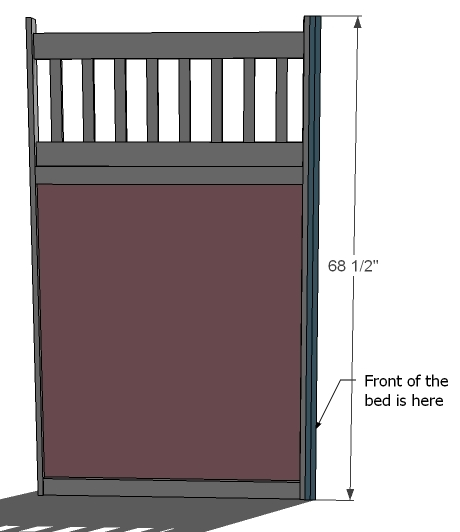 Ana White | Build a Storage Stairs for the Playhouse Loft Bed | Free ...