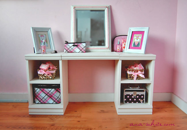 DIY Vanity Table
