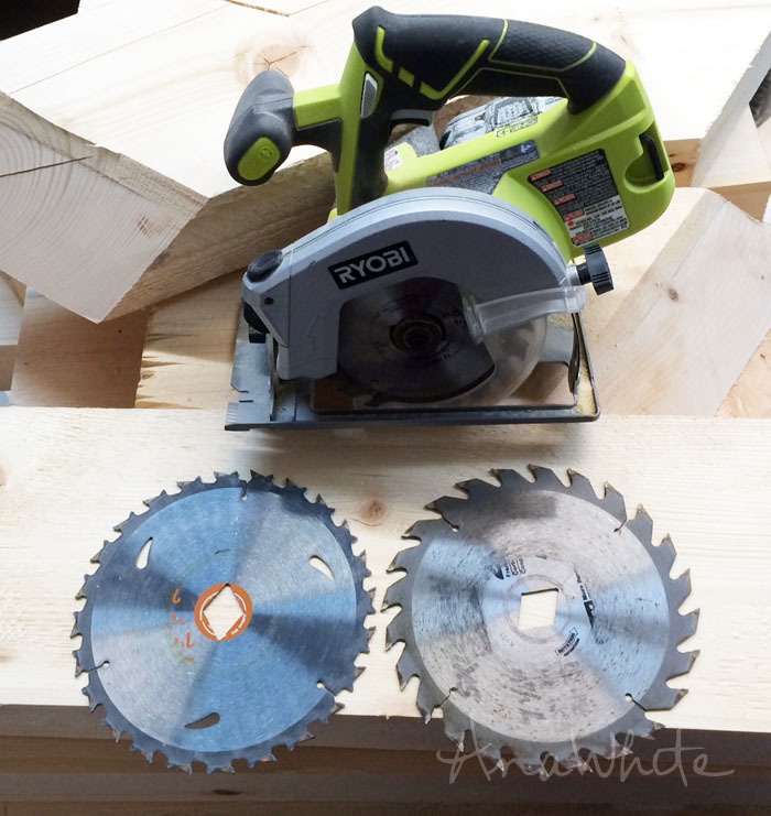 Tips to cutting plywood with a circular saw ana white woodworking my tips on how to use your circular saw to cut plywood and showcase the miracle tool that will change your circular saw into a plywood ripping wonder greentooth Image collections