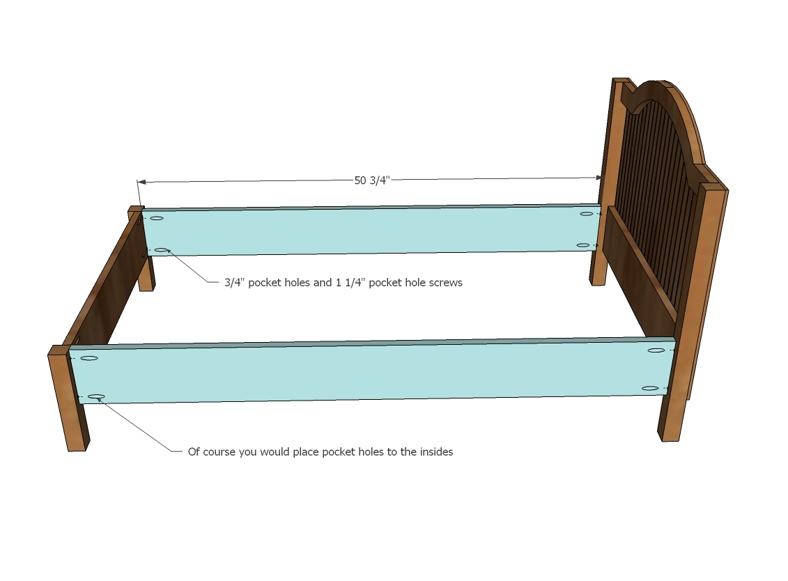 How To Build A Toddler Bed Plans DIY Free Download Knick
