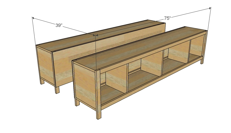 plans for building a twin over full bunk bed