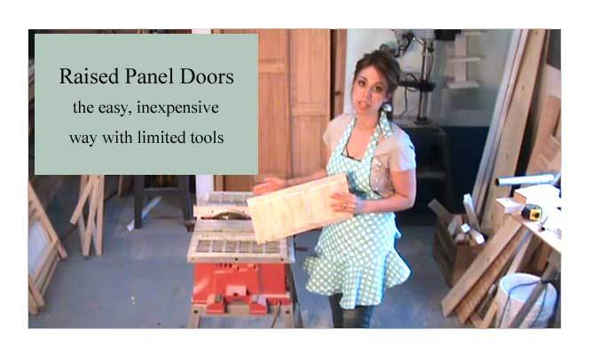 Raised Panel Door Tools and Techniques - Rockler Woodworking and