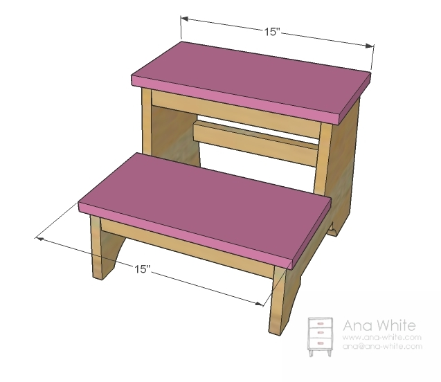 Child Wood Stool Plans 187 Woodworktips