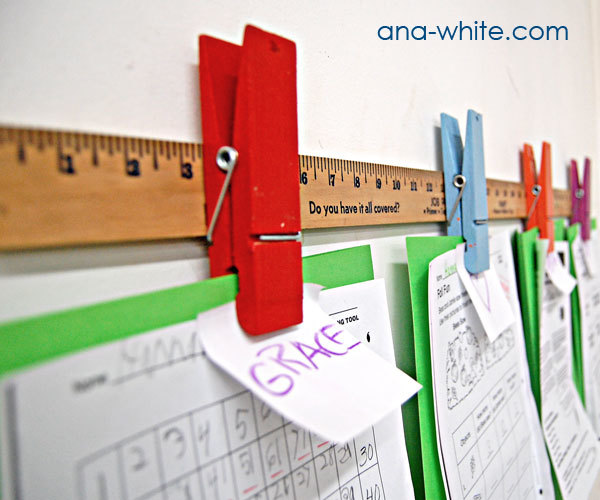 Ana White Ruler Clip Art Rails Diy Projects