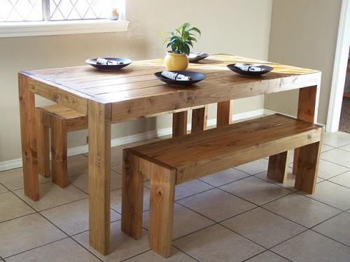 Ana White | Build a Modern Farm Table | Free and Easy DIY Project ...