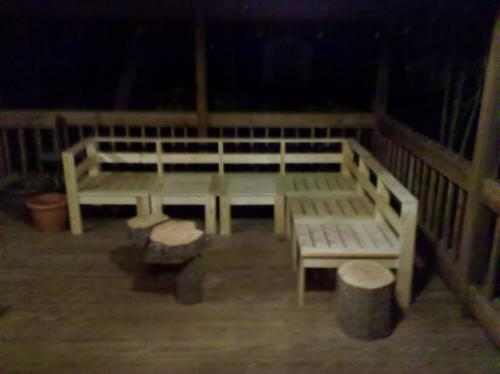 Free Wooden Patio Table Plans