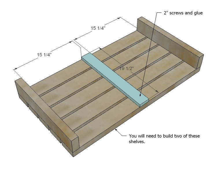 Ana White | Build a Simple Potting Bench | Free and Easy DIY ...