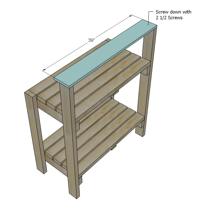 plant potting table