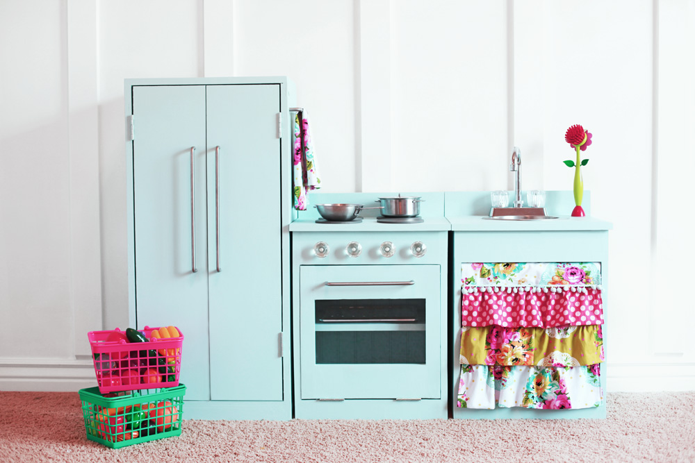 Play Kitchen Plans