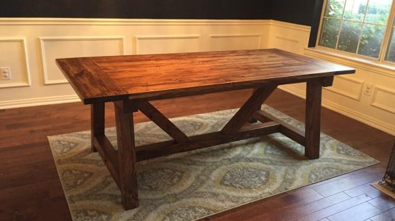 dining table plans