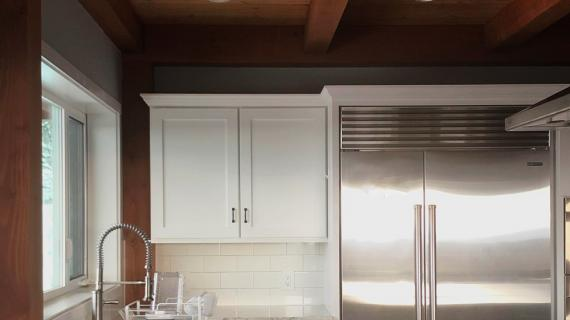 installing crown moulding on kitchen cabinets