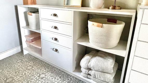 white sideboard plans