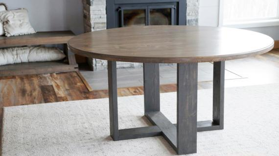 Build your own dining table top