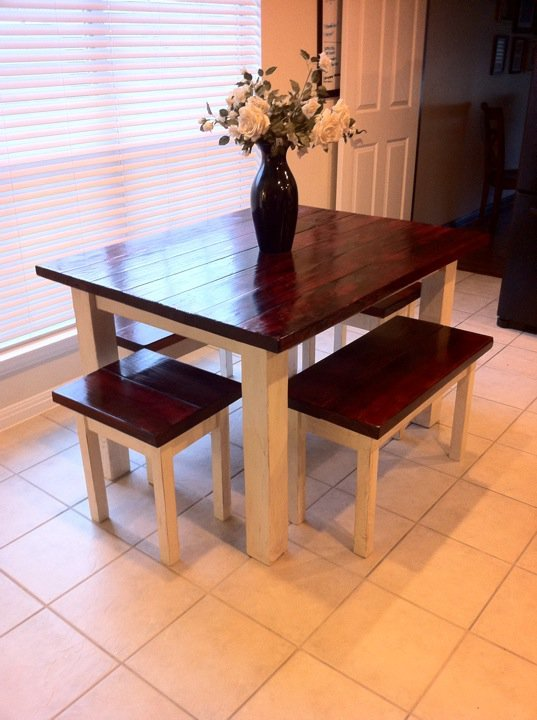 Ana White Farm House Table Diy Projects