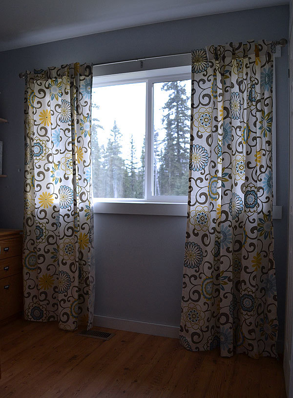ana white tab top curtains and a giveaway diy projects