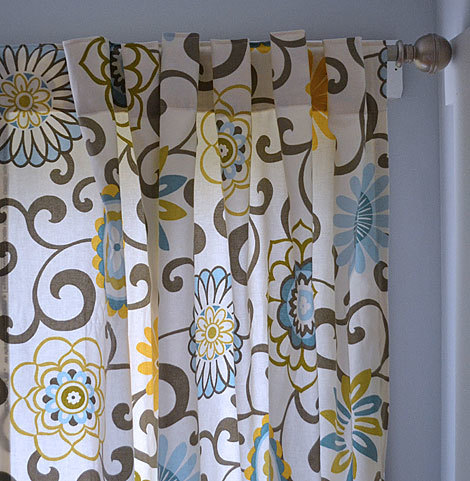 SEW CURTAINS PATTERN « Blinds, Shades, Curtains