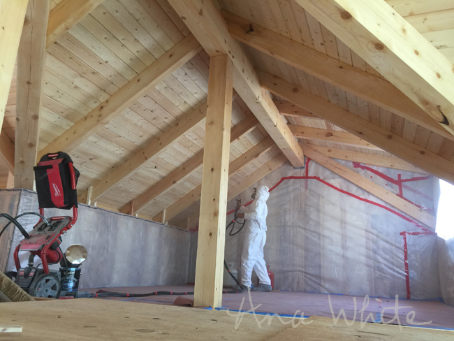 Cabin Wall Planking Ana White Woodworking Projects
