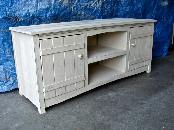 plans to build a tv stand