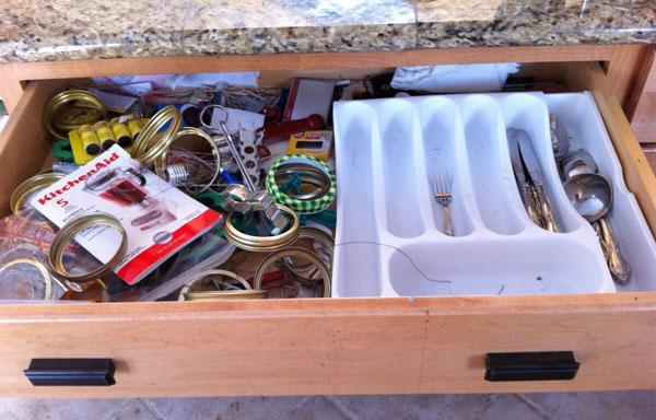 Wood Kitchen Drawer Organizer Ana white wood drawer organizers diy projects workwithnaturefo